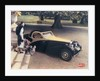 A page from a 1935 Bugatti brochure by Unknown