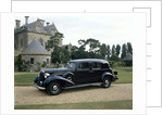 A 1936 Buick 37.8hp limousine by Unknown