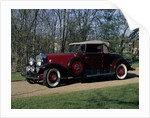 A 1930 Cadillac V16 Model 452 by Unknown