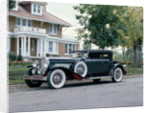 A 1931 Duesenberg J Convertible Victoria by Unknown