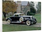 A 1931 Duesenberg J by Unknown