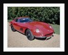 A 1966 Ferrari 275 GTB by Anonymous