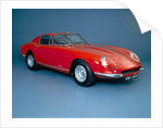 A 1968 Ferrari 275 GIB by Anonymous