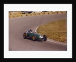 Graham Hill driving a Lotus Climax 16 by Anonymous