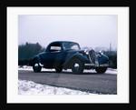 1938 Citroën 7CV Saloon by Unknown