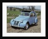 A 1959 Citroën 2CV CI by Unknown