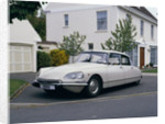 1972 Citroën DS21 Pallas by Unknown