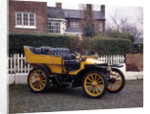 A 1903 Wolseley by Unknown