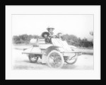 1905 Rexette 5 hp tricar by Anonymous