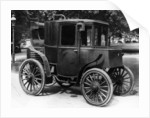 A Columbia Electric car by Anonymous