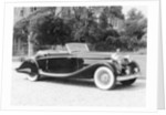 A 1937 Hispano-Suiza K6 car by Unknown