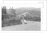 Bill Lomas riding an MV bike, 1955 by Unknown