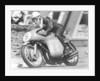 John Surtees winning the Isle of Man Junior TT, on an MV Agusta by Anonymous