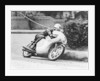 Bob McIntyre on a Honda, racing in the Isle of Man Junior TT by Anonymous