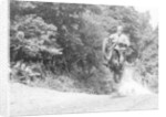 BSA motorbike competing in the Motocross des Nations by Anonymous