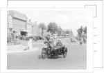 1922 Bradbury motorbike and sidecar by Anonymous
