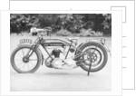 1926 Ariel motorbike by Unknown