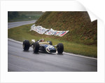 Jo Siffert's Lotus-Ford, French Grand Prix, Rouen, 1968 by Unknown