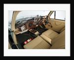 Aston Martin DB2-4 works 1956 by Simon Clay