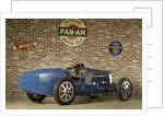 Bugatti T 35b Crosthwaite Gardner 1923 by Simon Clay