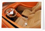 Ford Custom Orange Crush 1939 by Simon Clay