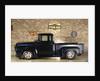 Ford f 100 custom truck 1956 by Simon Clay