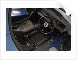 Ford GT40 Daytona prototype 1965 by Simon Clay