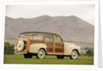 Ford woodie station wagon 1946 by Simon Clay