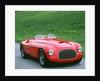 1949 Ferrari 166 Barchetta by Unknown