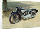 1931 Ariel Square Four 497cc motorcycle by Unknown