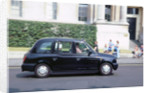 London taxi cab, 1999 by Unknown