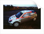 Colin McRae in Ford Focus RS WRC, Network Q rally2002 by Unknown