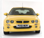 2001 MG ZR 160 by Unknown