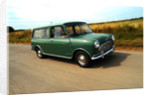 1967 Austin Mini estate by Unknown