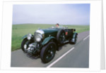 1933 Bentley 4.5 blower by Unknown