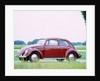 1950 Volkswagen Beetle by Unknown