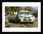 Subaru impreza wrc 1998 network Q rally by Unknown