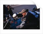 MATRA F1 Jackie Stewart, Ken Tyrrell by Unknown