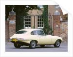 1966 Jaguar E Type 4.2 S1 2+2 by Unknown