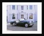 1959 Triumph TR3 A by Unknown