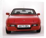 1983 Porsche 924 by Unknown