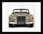 1975 Rolls Royce Corniche convertible by Unknown