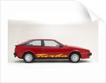 1987 Isuzu Piazza Turbo by Unknown