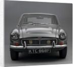 1968 MG C GT by Unknown