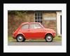 1962 Fiat 500D by Unknown