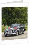 1938 Lancia Astura Lungo Mussolini by Unknown