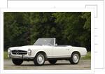 1966 Mercedes Benz 230 SL by Unknown
