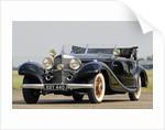 1935 Mercedes Benz 500K by Unknown