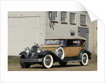 1931 Packard Deluxe Eight by Unknown
