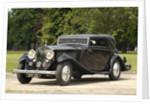 1933 Rolls Royce Phantom 2 Continental by Unknown
